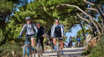 Weekend Bike and Gourmet Tour spring